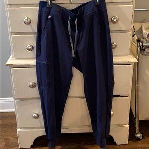 Womens Figs Zamora Jogger Scrub Pants
